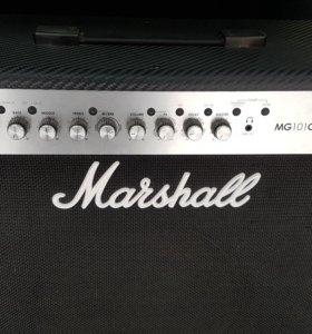 Гитарный комбоусилитель Marshall MG101CFX