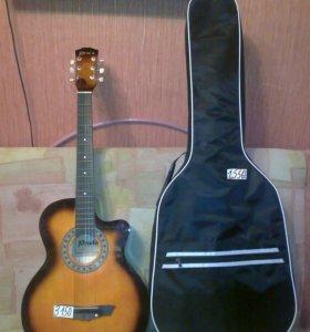 Гитара и Чехлол