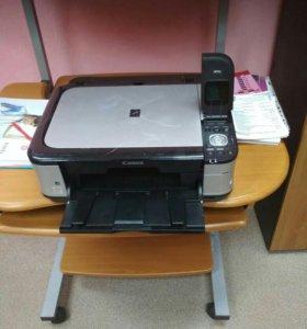 Принтер. сканер и копир.Новый