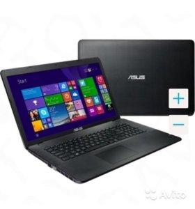 Ноутбук новый Asus x751m