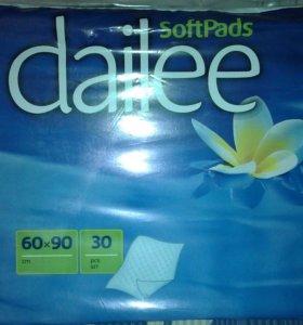 памперсы для взрослых и пеленки 60х90 см.