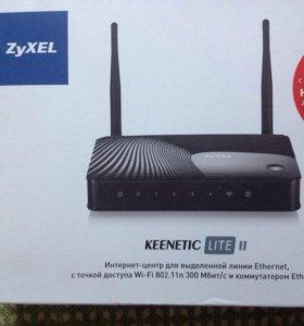 Zyxel KENETIC LITE II