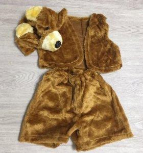 Новый костюм медведь