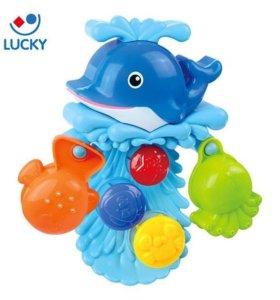Игрушка для ванной «Дельфин»