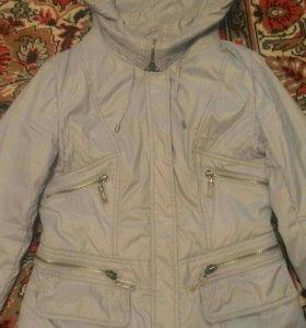 Осенняя жен куртка 44