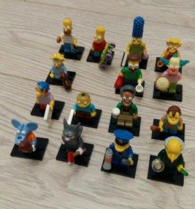 Lego 71005 Simpson