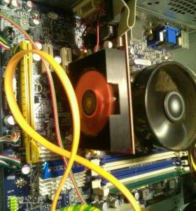Двух ядерный процессор
