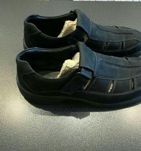 Ботинки ecco 44 размер