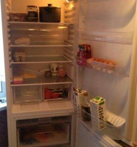 Холодильник indesit IB201