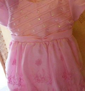 Новое  детское платье, для фотосессии