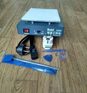 Инструменты для замены тачпада или стекла на телеф