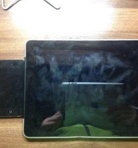 iPad and iPod