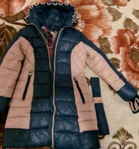 Пальто Assika