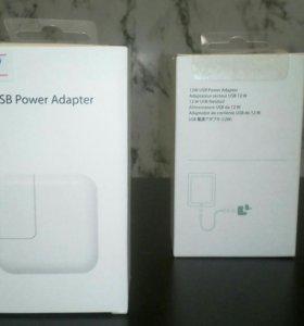 Сетевое зарядное устройство USB Power Adapter Ipad