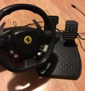 Игровой руль для ПК и XBOX