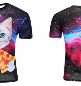 3-D футболки