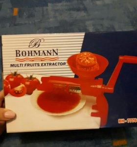 Соковыжималка для томатов новая