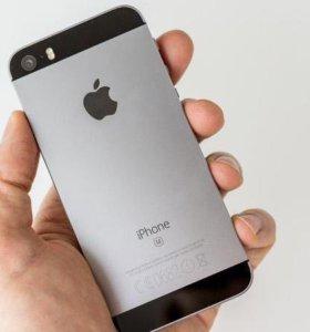 Обменяю iPhone SE