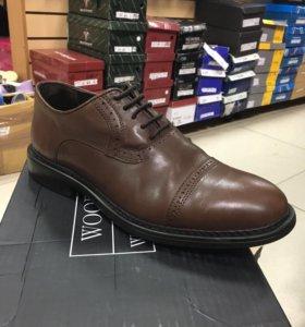 Мужские туфли WOODS