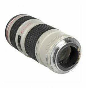 Объектив Kenon 70-200mm f/4L USM