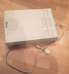 Сканер Mustek 600 ii n