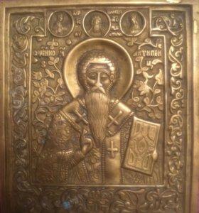 Икона Священномученик Антипий