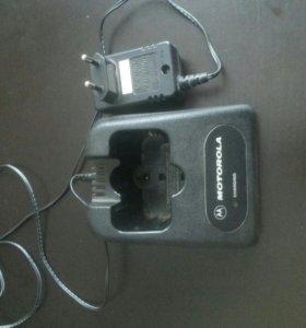 Стакан-зарядка для рации Motorola
