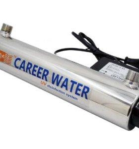 Фильтр стерилизатор уф для очистки воды новый