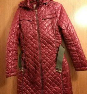 Пальто зимнее, демисезонное