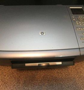 Принтер , сканер, копир Hp