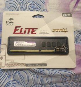 Оперативная память Elite 16gb DDR4 2133