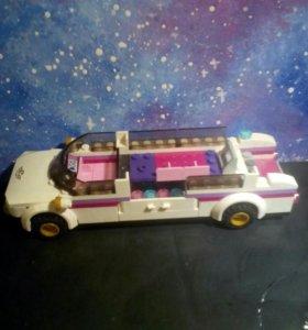 Машина Лего Lego