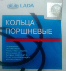 КОЛЬЦА Поршневые LADA ваз 21083 размер 82.4 мм