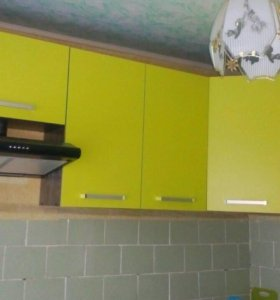 Кухонный гарнитур+вытяжка