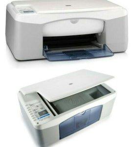 Продам принтер hp f380