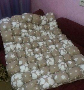 Бортики.Одеяла.Буквы-подушки.Ручная работа.