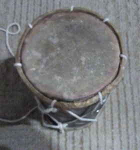 Индийский барабан