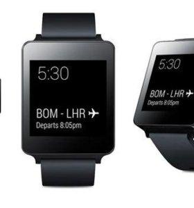 Smart часы LG G Watch (W 100)