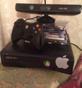 Xbox360 250gb LT 3.0 + Kinect