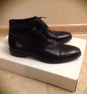 Новые Итальянские ботинки