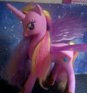 Млп mlp игрушка пони