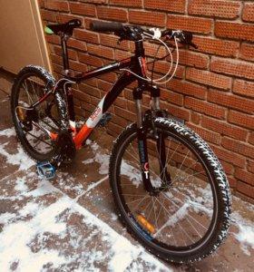 Продам горный велосипед Black aqua