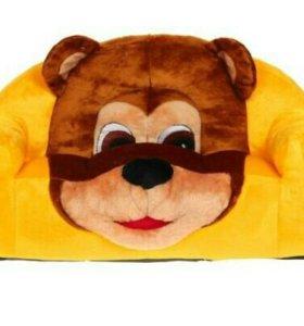 """Мягкая игрушка """"Диван. Медведь"""""""