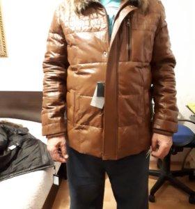 Мужская куртка новая.
