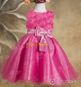 Платье (5-6лет)