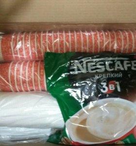 Кофе Nescafe 3в1 наборы