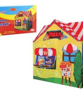 Детская палатка Игровой домик Закусочная