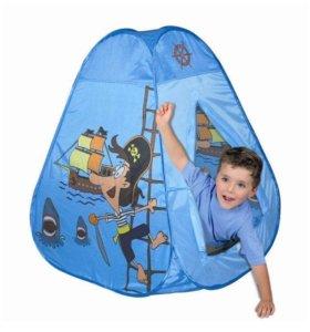 Детская палатка Игровой домик - палатка Пират
