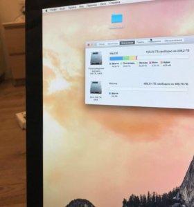 Apple IMac 27 дюймов 2009год