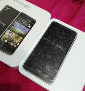 HTC DESIRE 820G DUAL SIM Серый